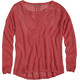 Prana W's Parker Sweater Red Slate